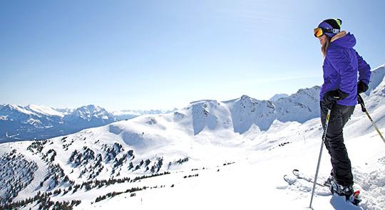 Jasper Marmot Basin