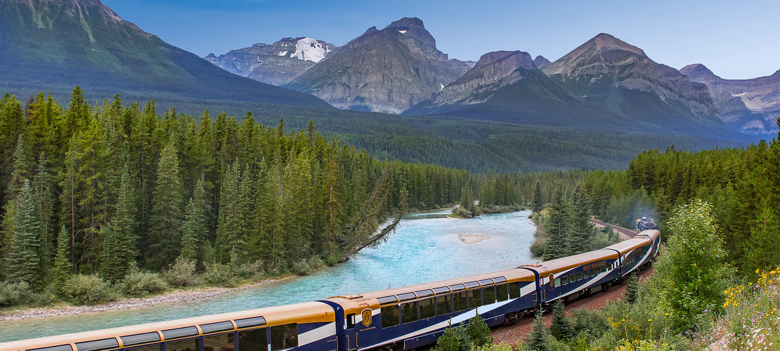 Banff & Vancouver with Rocky Mountaineer