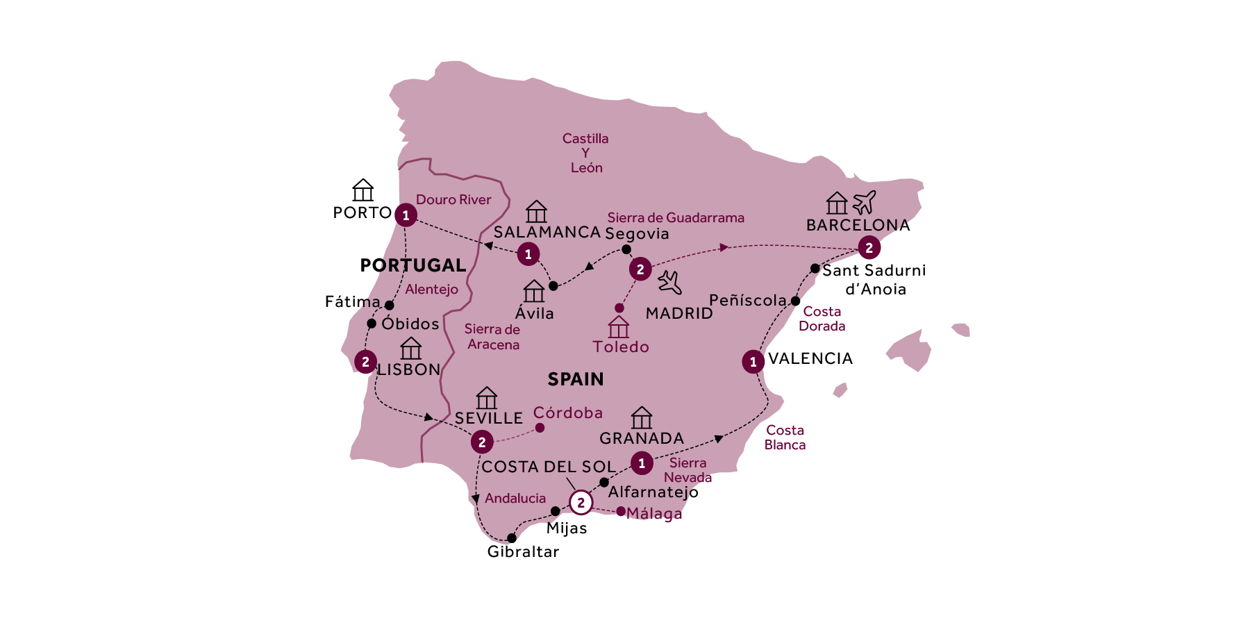 Best of Spain and Portugal - Insight Guided Vacations