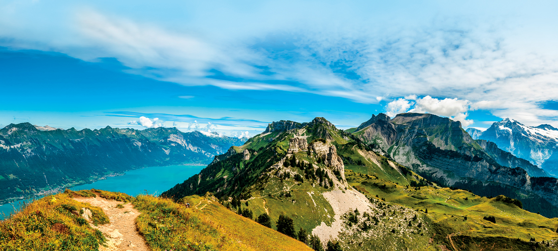 La Suisse panoramique
