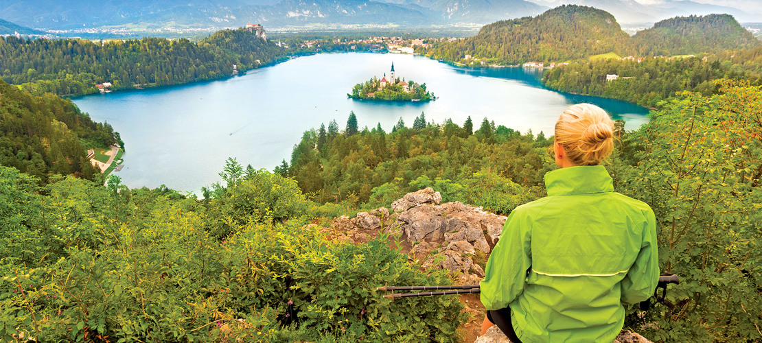 Scenic Croatia and Slovenia